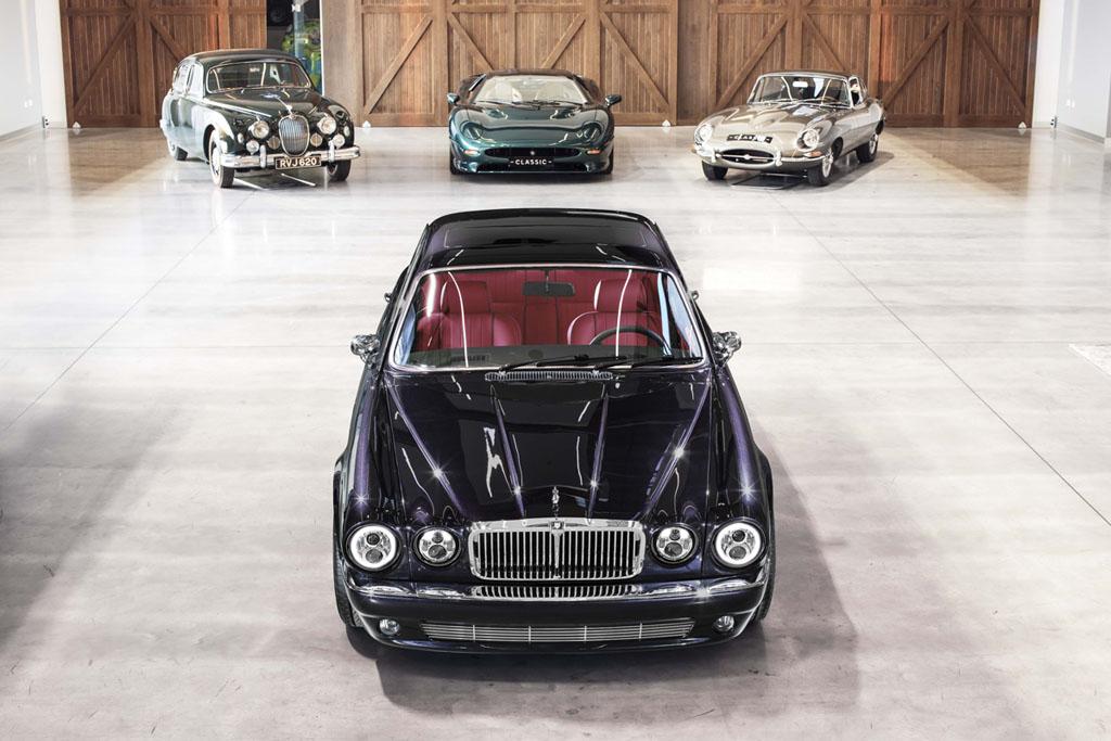 Jaguar XJ 'Grandes éxitos'