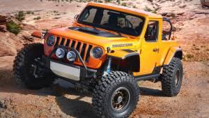 Easter Jeep Safari, la marca estadounidense muestra su lado más radical (fotos)