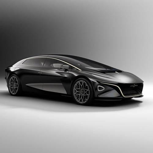 Lagonda Vision Concept, Aston Martin se prepara para el futuro