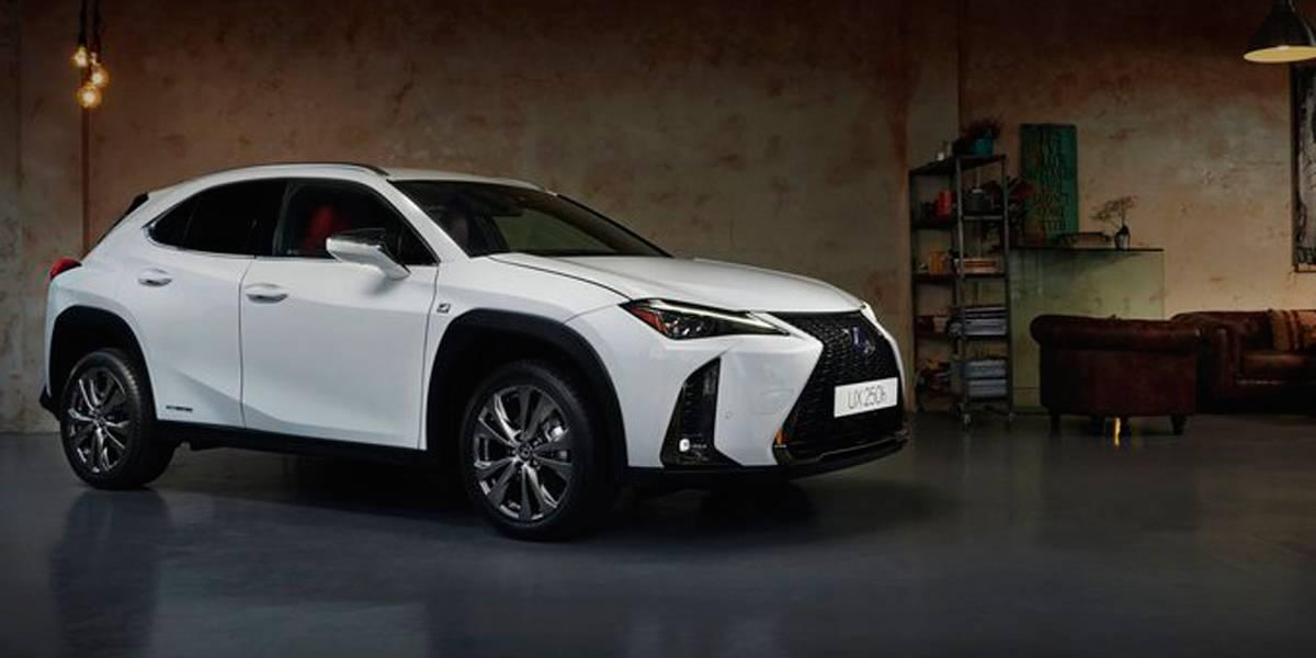 Lexus UX 2018: lo vemos en directo