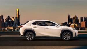Lexus UX 2018: lo vemos en directo (fotos)