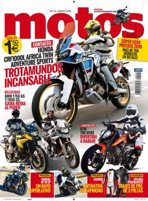 Revista Motos – número 44