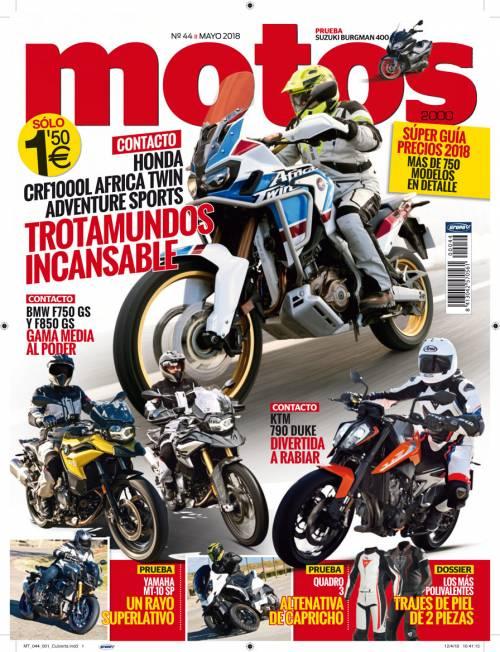 Revista Motos – número 44