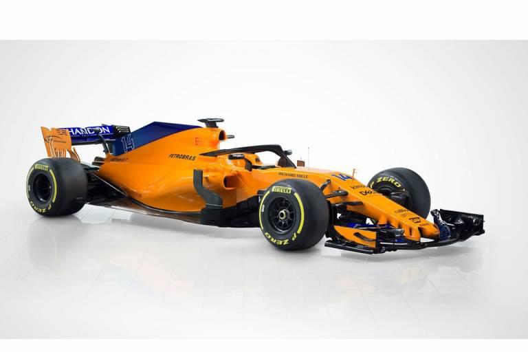 McLaren F1 Team - MCL33