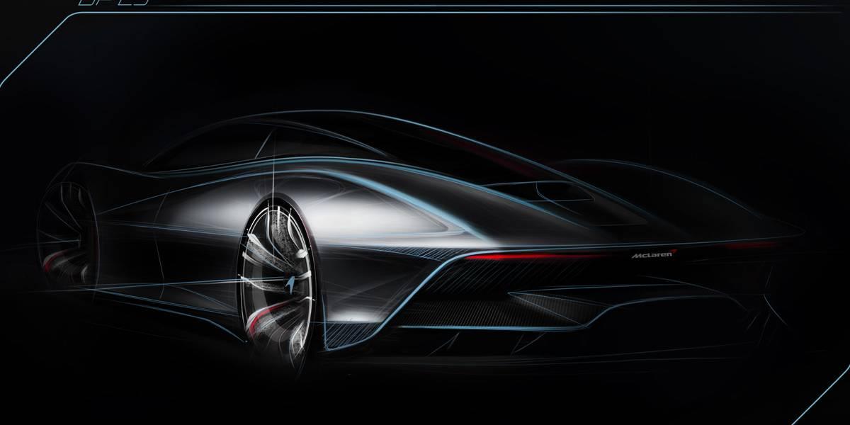 Nuevo BP23, el McLaren más veloz hasta la fecha