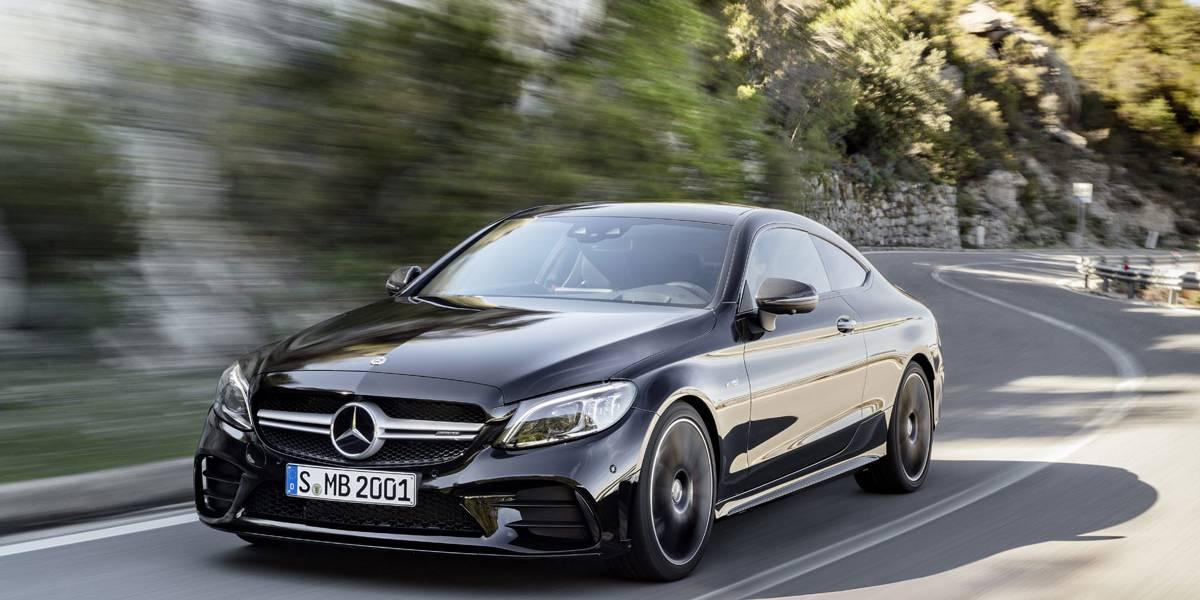 Mercedes-Benz Clase C Coupé y Cabrio 2018, más tecnología y eficiencia