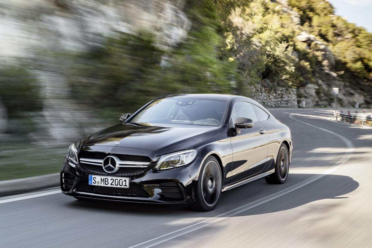 Mercedes benz clase c coup y cabrio 2018 m s tecnolog a for Mercedes benz clase c