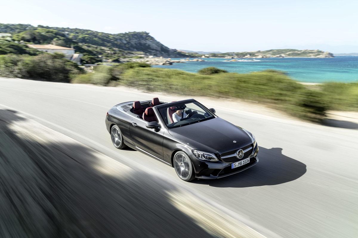 Mecedes-Benz Clase C Coupé y Cabrio 2018
