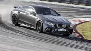 Mercedes-AMG GT Coupé 2018, deportividad en familia