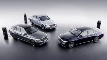 Mercedes-Benz híbrido diésel