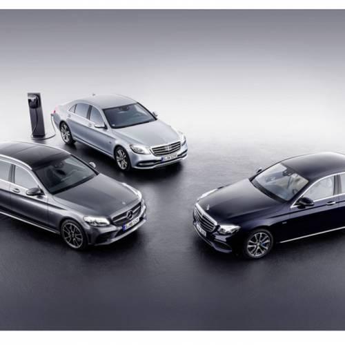 Mercedes-Benz apuesta por los ¡híbridos diésel!