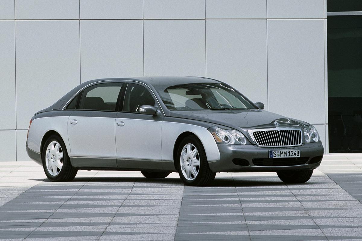 Mercedes-Maybach 62