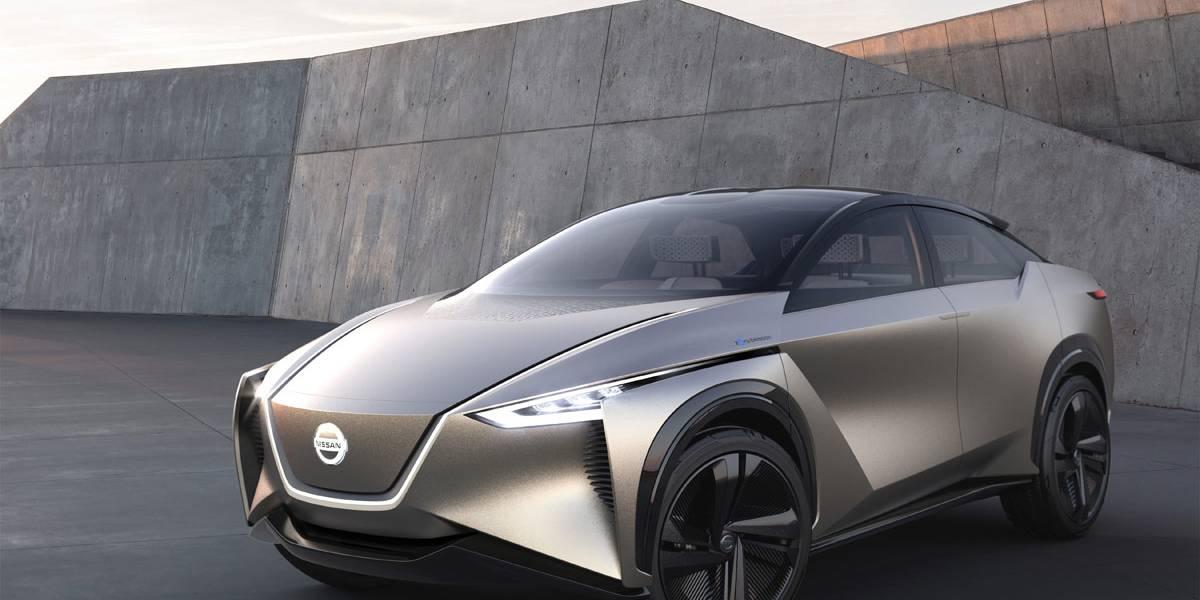 Nissan Qashqai 2019, la respuesta está en el IMx Concept
