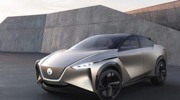 Nissan IMx Concept Kuro