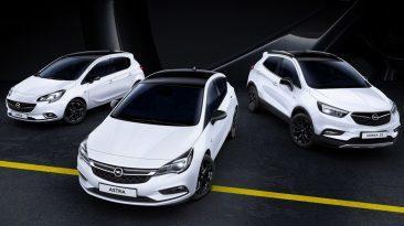 Opel Black Edition