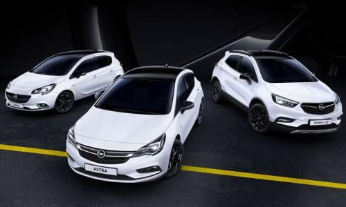 Opel 'Black Edition': edición especial en su gama