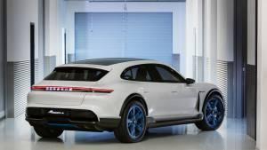 Porsche Mission E Cross Turismo, aires camperos para el eléctrico