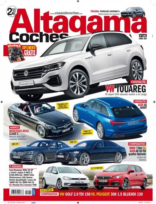 Revista Altagama Motor Número 186