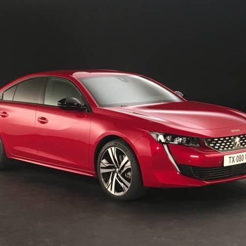 Primer contacto: Peugeot 508 2018