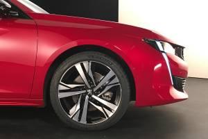 Primer contacto Peugeot 508 2018
