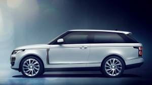 Range Rover SV Coupé, lujo exclusivo para 999 afortunados