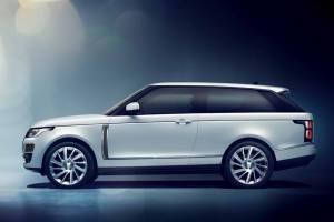 Range Rover SV Coupé - Solo lo mejor