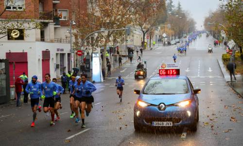 Renault Runners 2018: cede tu energía
