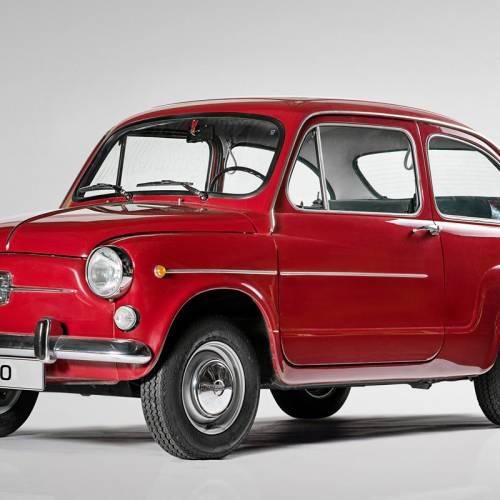 Sergio Ramos se apunta a la moda de los coches clásicos