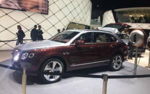 Salón de Ginebra 2018, Bentley Bentayga híbrido enchufable