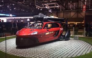 Salón de Ginebra 2018, coche volador