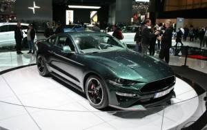 Salón de Ginebra 2018, Ford Mustang Bullit