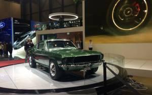 Salón de Ginebra 2018, Ford Mustang Bullit original