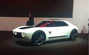 Salón de Ginebra 2018, Honda Sports EV Concep