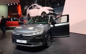 Salón de Ginebra 2018, Hyundai Nexo