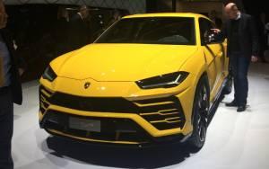 Salón de Ginebra 2018, Lamborghini Urus