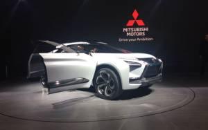 Salón de Ginebra 2018, Mitsubishi e-Volution Concept