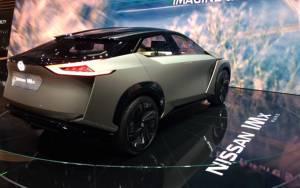Salón de Ginebra 2018, Nissan IMX Kuro