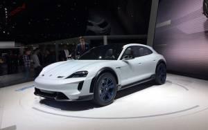 Salón de Ginebra 2018, Porsche Mission E Cross Turismo