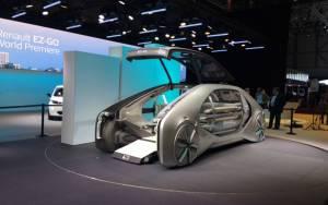Salón de Ginebra 2018, Renault EZ Go