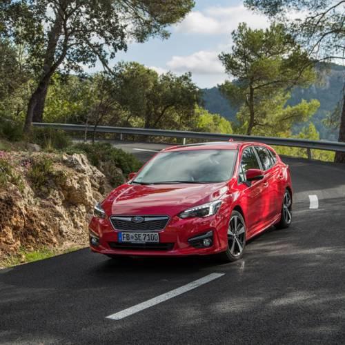 Subaru Impreza 2018, en España desde 20.400 €