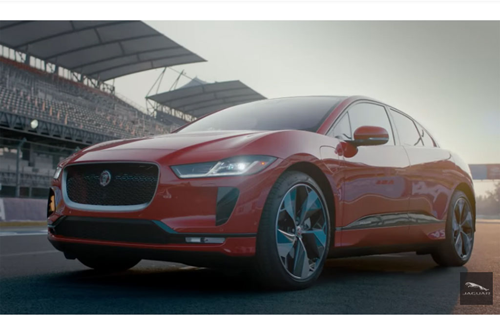 Tesla Model X vs Jaguar i-Pace