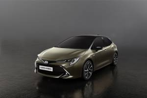 Toyota Auris 2018