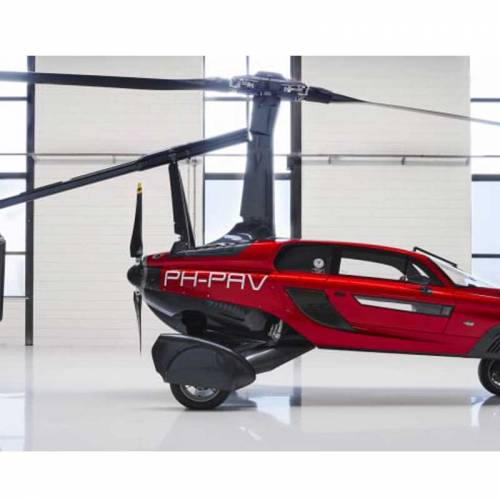 Ya puedes comprar tu coche volador PAL-V Liberty