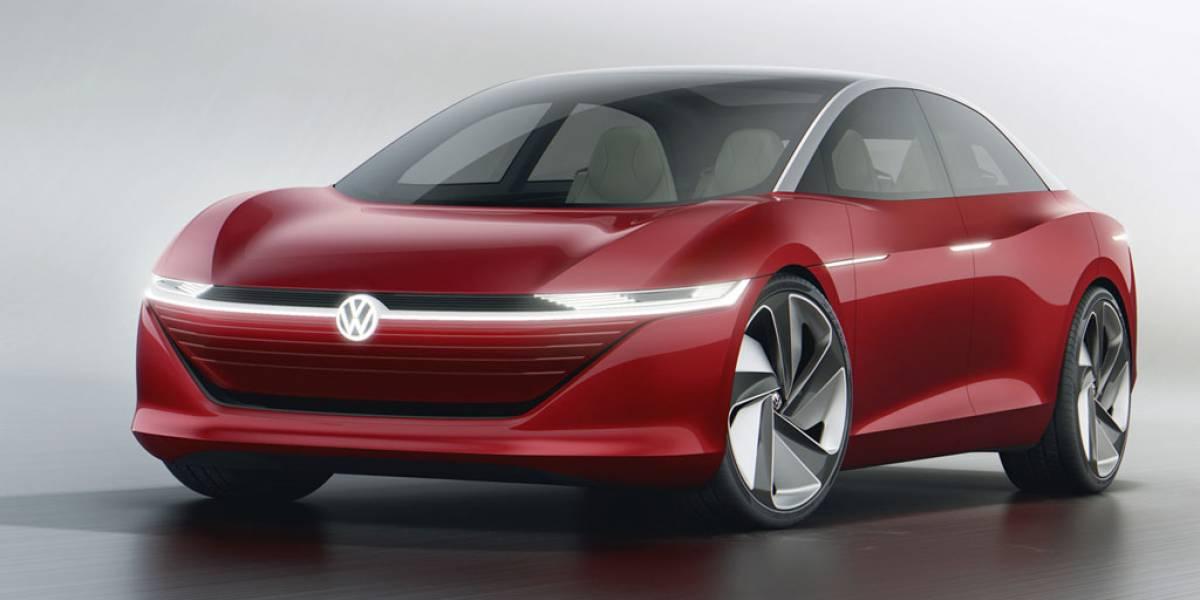 Volkswagen I.D. Vizzion, así entiende la casa alemana cómo será el vehículo del futuro