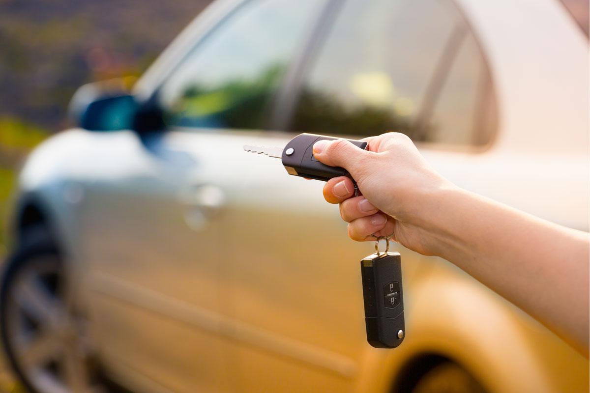 trucos evitar robo coche
