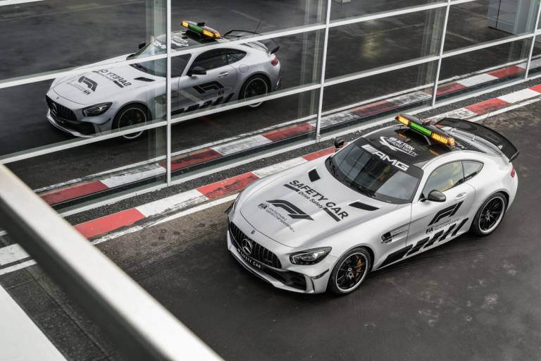 Mercedes-AMG GT R Safety Car