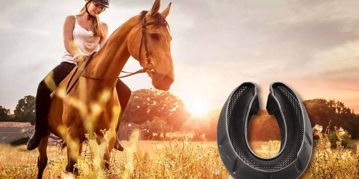 Neumáticos para caballos, lo último de Continental