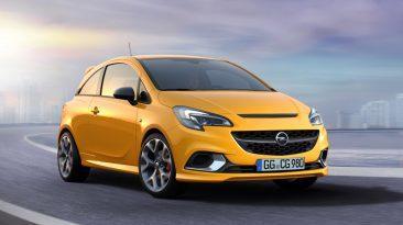Opel Corsa GSi 2018