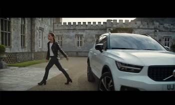 Descubre cuál es el Volvo que lucirá Lara Croft en la nueva entrega de 'Tomb Raider'