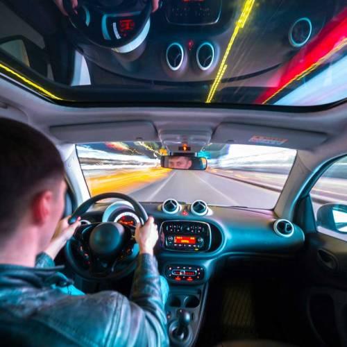 Estas son las multas por exceso de velocidad en España